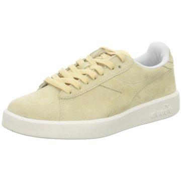Diadora Sneaker Low beige