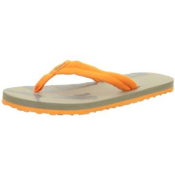 Puma Zehentrenner orange