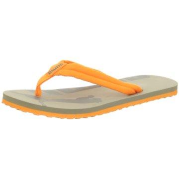 Puma Offene Schuhe orange