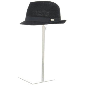 Chocolate Negro Hüte & Mützen schwarz