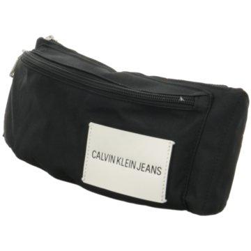 Calvin Klein Bauchtaschen schwarz
