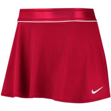 Nike RöckeCourt Dri-FIT Women's Tennis Skirt - 939318-616 rot