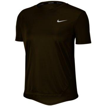 Nike T-ShirtsNike Miler Women's Short-Sleeve Running Top - AJ8121-368 -