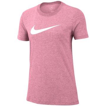 Nike T-ShirtsNike Dri-FIT Women's Training T-Shirt - AQ3212-663 -