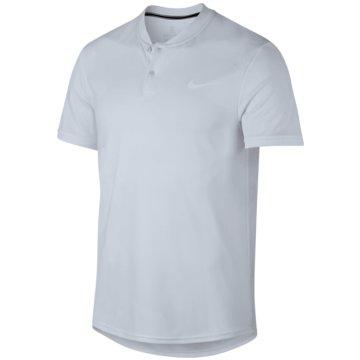 Nike PoloshirtsCOURT DRI-FIT - AQ7732-100 weiß