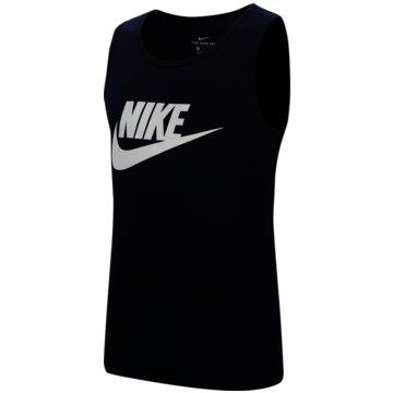 Nike TanktopsSPORTSWEAR - AR4991-451 schwarz