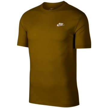 Nike T-ShirtsNike Sportswear Club Men's T-Shirt - AR4997-377 -