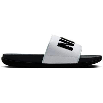 Nike BadelatscheOFFCOURT - BQ4639-001 weiß