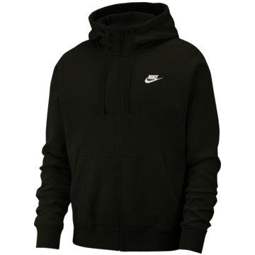 Nike SweatjackenNike Sportswear Club Fleece Men's Full-Zip Hoodie - BV2645-380 -