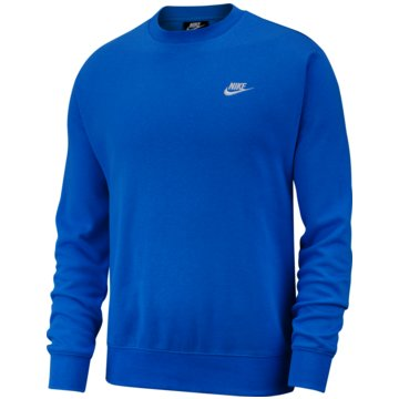 Nike SweatshirtsSPORTSWEAR CLUB FLEECE - BV2662-435 blau
