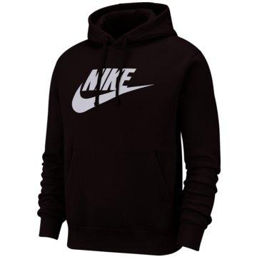 Nike HoodiesSPORTSWEAR CLUB FLEECE - BV2973-263 schwarz