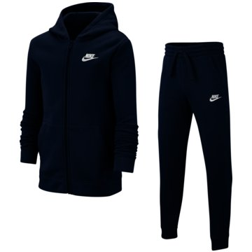 Nike TrainingsanzügeNike Sportswear Big Kids' (Boys') Tracksuit - BV3634-410 -