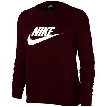 Nike SweatshirtsNike Sportswear Essential Women's Fleece Crew - BV4112-638 -