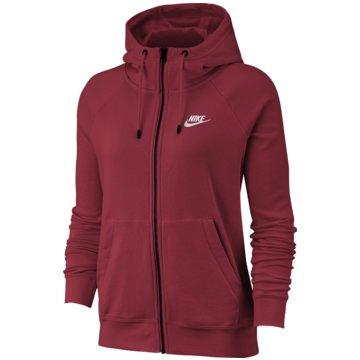 Nike SweatjackenNike Sportswear Essential Women's Full-Zip Fleece Hoodie - BV4122-614 -