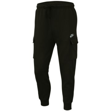 Nike TrainingshosenNike Sportswear Club Fleece Men's Cargo Pants - CD3129-380 -