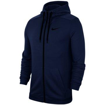 Nike SweatjackenNike Dri-FIT Men's Full-Zip Training Hoodie - CJ4317-469 -