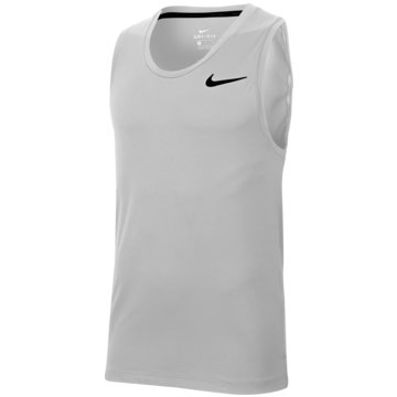 Nike TanktopsPRO - CJ4609-100 weiß
