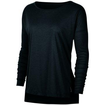 Nike SweatshirtsDRI-FIT YOGA - CJ9324-387 grau