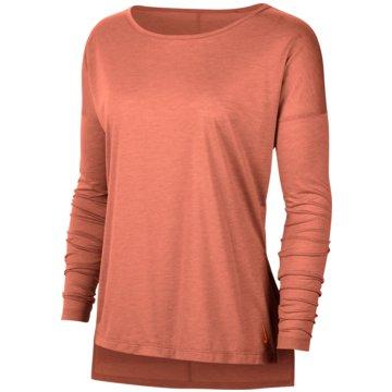 Nike SweatshirtsDRI-FIT YOGA - CJ9324-800 -