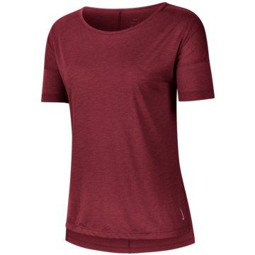 Nike T-ShirtsYoga Layer SS Tee Women pink