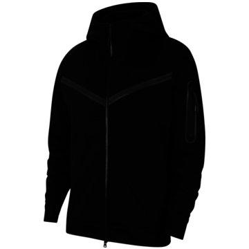 Nike SweatjackenNike Sportswear Tech Fleece Men's Full-Zip Hoodie - CU4489-010 schwarz