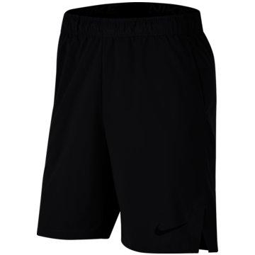 Nike kurze SporthosenFLEX - CU4945-084 schwarz