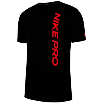 Nike T-ShirtsPRO - CU4975-011 schwarz