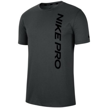 Nike T-ShirtsNike Pro Men's Short-Sleeve Top - CU4975-073 schwarz