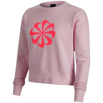 Nike SweatshirtsNike Dri-FIT Icon Clash Women's Training Crew - CU5038-663 -