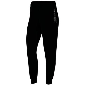 Nike JogginghosenNike Sportswear Women's 7/8 Fleece Pants - CU5510-010 schwarz