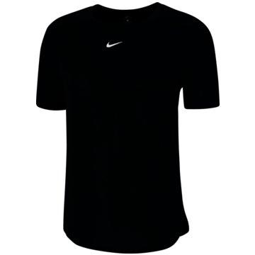 Nike T-ShirtsNike Pro AeroAdapt Women's Short-Sleeve Top - CU5522-010 schwarz