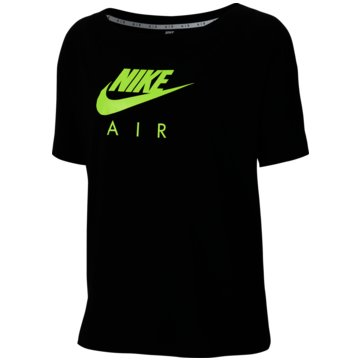 Nike T-ShirtsNike Air Women's Short-Sleeve Top - CU5558-011 -