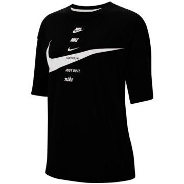 Nike T-ShirtsSPORTSWEAR - CU5682-010 schwarz