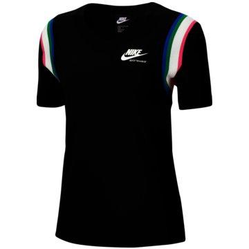 Nike T-ShirtsSPORTSWEAR HERITAGE - CU5885-010 schwarz