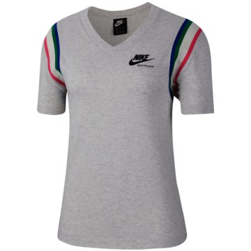 Nike T-ShirtsSPORTSWEAR HERITAGE - CU5885-051 grau