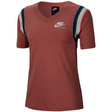 Nike T-ShirtsSPORTSWEAR HERITAGE - CU5885-685 rot