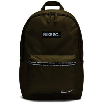 Nike TagesrucksäckeF.C. - CU8164-222 oliv