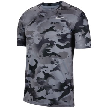 Nike T-ShirtsNike Dri-FIT Men's Camo Training T-Shirt - CU8477-084 grau