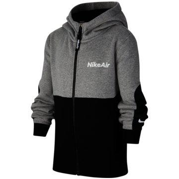 Nike SweatjackenAir Big Kids' (Boys') Full-Zip Hoodie - CU9215-063 schwarz