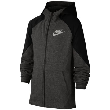Nike SweatjackenNike Sportswear Big Kids' (Boys') Full-Zip Hoodie - CU9222-091 -