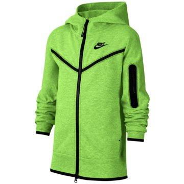 Nike SweatjackenSPORTSWEAR TECH FLEECE - CU9223-383 grün
