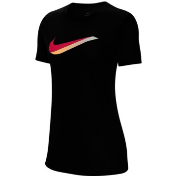 Nike T-ShirtsW NSW TEE ICON - CW9476-010 schwarz