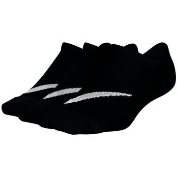 Nike Hohe SockenNike Everyday - SX7824-010 schwarz