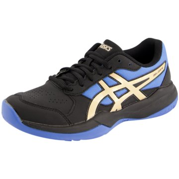 asics OutdoorGEL-GAME 7 GS - 1044A008 schwarz