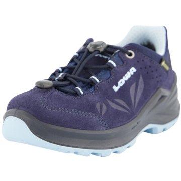 LOWA Wander- & BergschuhMARIE II GTX LO - 640151 blau