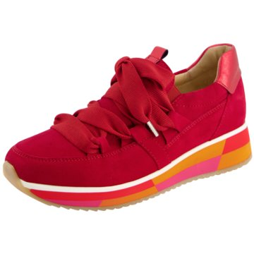 Gabor Sneaker Low rot