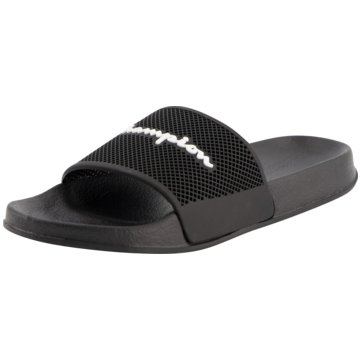 Champion Pool Slides schwarz