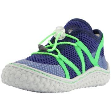 Ricosta SlipperPepp Barfuß Schuh blau