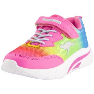 KangaROOS Sneaker Low bunt