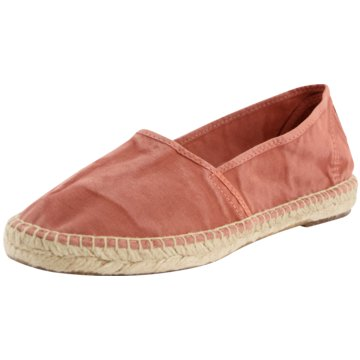 Natural World Eco Espadrille orange